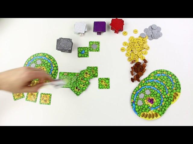 Gry planszowe uWookiego - YouTube - embed 7dsaRnSDumg