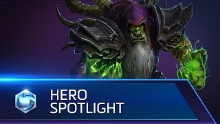 Heroes of the Storm hero Gul'dan cd-key GLOBAL