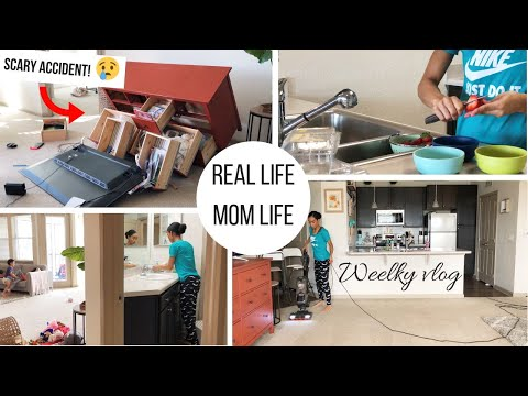 WEEKLY VLOG 2019 // REAL LIFE MOM LIFE WITH 3 KIDS // Jessica Tull
