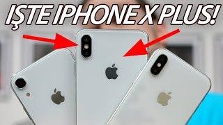 İŞTE iPHONE X PLUS VE iPHONE 9 —Tasarım inceleme ve beklentiler.