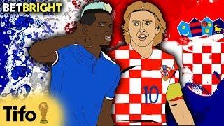 FIFA World Cup 2018™ Final Preview: France vs Croatia