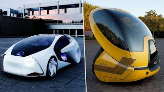 INSANE CARS THAT ARE COMING IN THE NEAR FUTURE