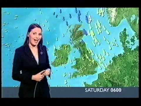 BBC Weather 18th February 2005