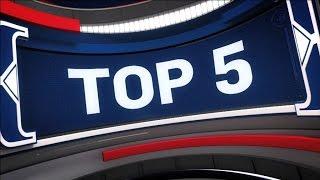 Top 5 NBA Plays of the Night: April 23, 2017