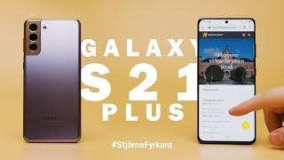 Unboxing – Samsung Galaxy S21+ (Phantom Violet)