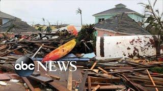 Deadly Hurricane Dorian batters Bahamas as storm impacts US I Nightline