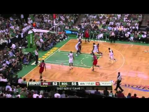 Celtics Have 76ers's Number