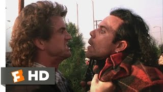 Lethal Weapon (1/10) Movie CLIP - Crazy Cop (1987) HD