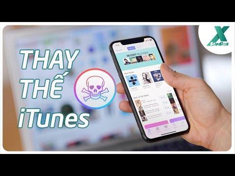 iTunes bị khai tử rồi, dùng phần mềm nào thay thế?
