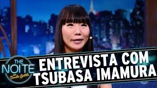 The Noite (04/10/16) - Entrevista Com Tsubasa Imamura