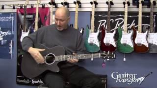Rainsong H-WS1000N2 Hybrid Series Carbon Fiber Acoustic Guitar Demo | Guitar Hangar