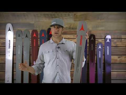 Atomic Vantage 86 C Skis- Men's 2019 Review