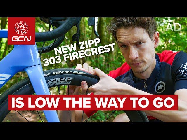 Видео Колесо переднее Zipp 303 Firecrest Carbon Tubeless Disc Brake CL 650b F 24Spokes 12x100mm