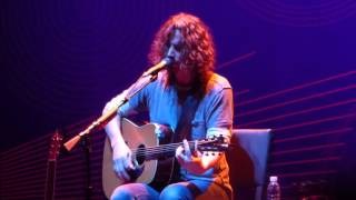 Chris Cornell  - You Know My Name  - London Royal Albert Hall  03 May 2016