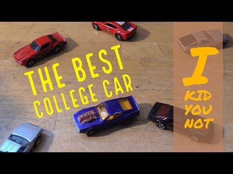 The Best Car For College? (For High School Graduates And Parents)