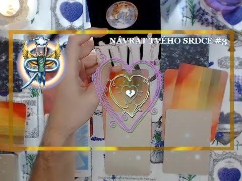 Návrat tvého srdce #3 - Vyber si hromádku karet