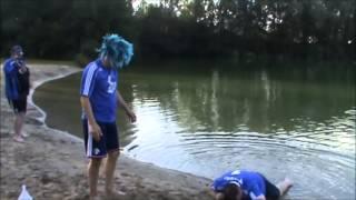 Cold Water Challenge Schalke Fanclub Graf Bernhard Lippstadt 2014