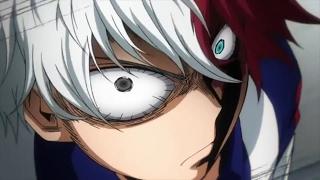 Todoroki Shouto vs Sero | My Hero Academia Season 2 Episode 7