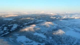 Metroliner Winter Operation In Norway