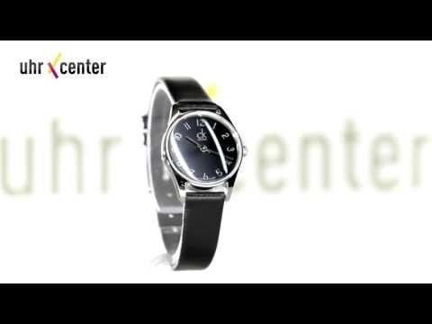 Calvin Klein K4D231CX Classic Damenuhr