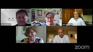 Entrevista Pilar Rodríguez, Juan Oliva, Abel Novoa, Juan Carlos Morillas y Elena Gonzalo