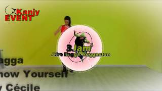 3 JAM® RAGGA SHOW YOURSELF BY CECILE