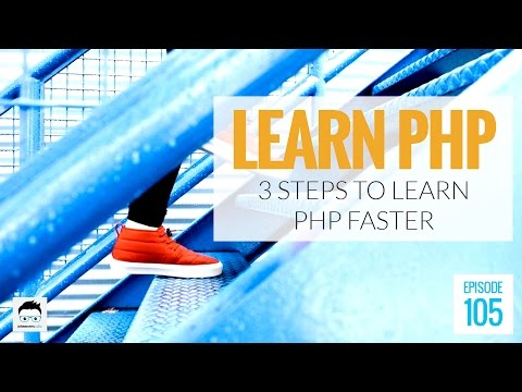 The Fastest Way to Learn PHP
