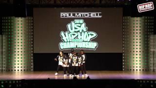 MiniThrillaz - Gilbert, AZ (Junior Division) @ #HHI2016 USA Prelims
