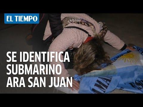Hallan submarino argentino ARA San Juan desaparecido hace un año | EL TIEMPO
