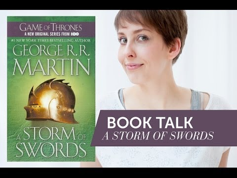 A Storm Of Swords // George R.R. Martin // Book Talk