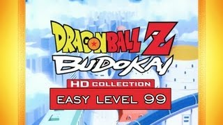 Dragon Ball Z - Budokai 3 [HD Collection] Easy Level 99