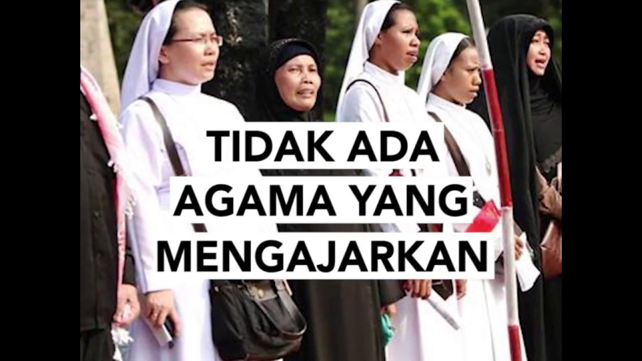 Spirit Agama Untuk Perdamaian Dunia