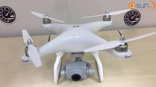 Hướng Dẫn Sử Dụng Flycam Chống Rung XK X1 tặng áo Asun khi mua X1
