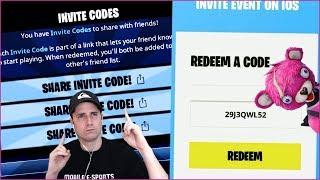 Descargar MP3 de Fortnite Mobile Invite Free Code gratis