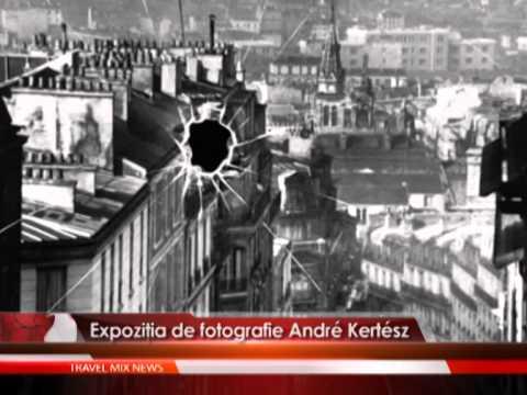 Expoziţia de fotografie André Kertész