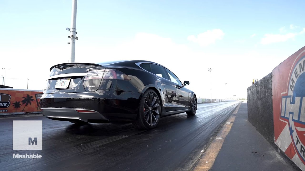 Speed demon: One man's mission to make his Tesla go faster