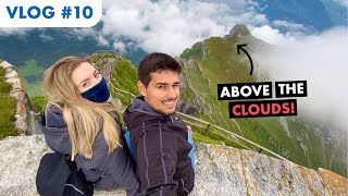 Top of Switzerland 🇨🇭| Dhruv Rathee Vlogs