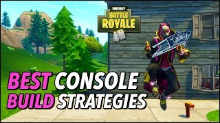 6 Best Building Drills and Tips for Playground on Console (Fortnite Battle Royale Strategy)