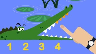 Count My Teeth   Counting Video for Toddlers