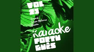 Tempos Modernos (No Estilo De Lulu Santos) (Karaoke Version)
