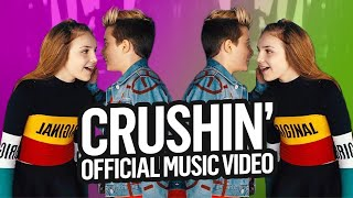 Crushin ft. Piper Rockelle | Gavin Magnus (Official Video) First Kiss?