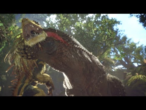 Spot TV du 5 janvier 2018 de Monster Hunter World