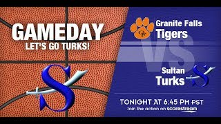19-20 Turk Basketball vs. Granite Falls