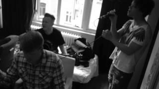 donkeyboy - Crazy Something Normal - hotel room rehearsal