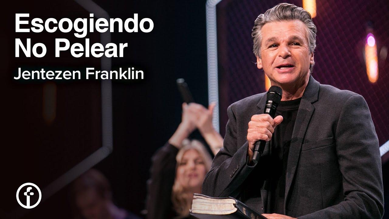 Servicio con el Pastor Jentezen Franklin