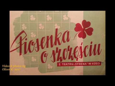PIOSENKA O SZCZĘŚCIU- ZENON JARUGA 1947!