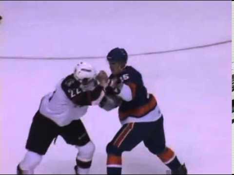 Philip Lane vs. Marc Cantin