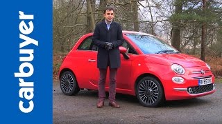 Fiat 500 hatchback 2016 review - Carbuyer