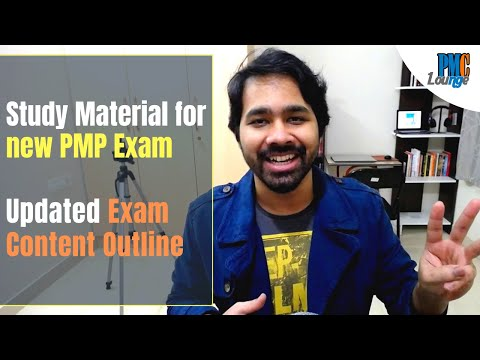 Study Material for the new PMP exam | New PMP Exam ... - YouTube