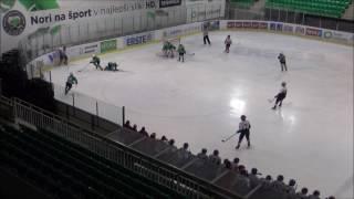 U-14 DP 19.3.2017 HK Olimpija – HD Mladi Jesenice, povzetki s tekme